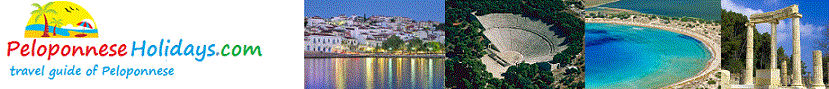 PeloponneseHolidays.com-Travel guide of peloponnese greece