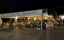 ASTROS Beach-Boutique hotel-Cafe-Bar-Restaurant